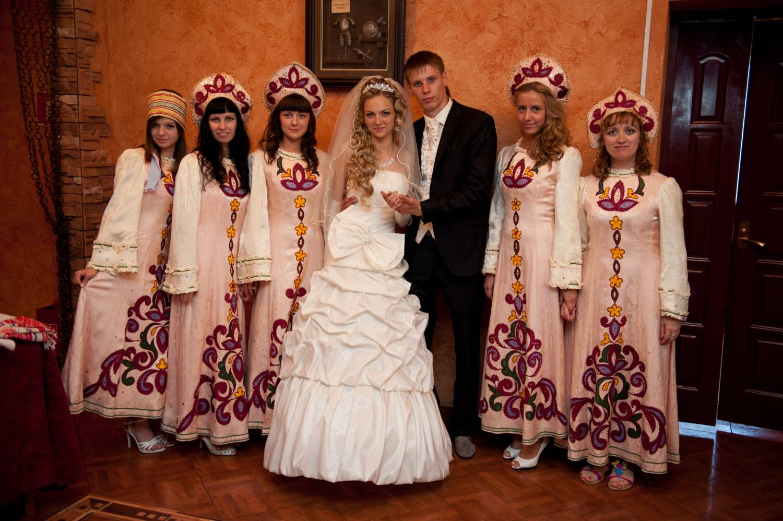 Современная русская свадьба : интересные традиции и свадебные обряды 37